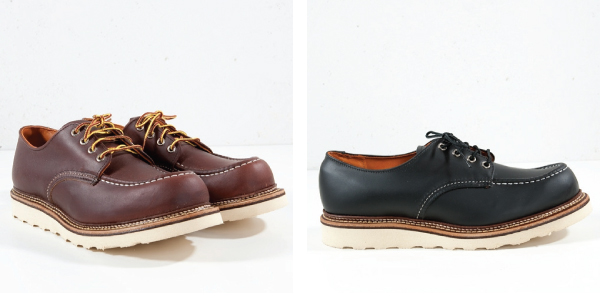 Safety Shoes Red Wing Men Low Cut Oxford Black ST (end 9/18/2015